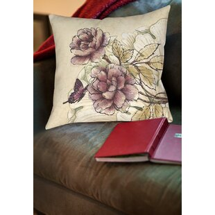 Lori Printed Throw Pillow