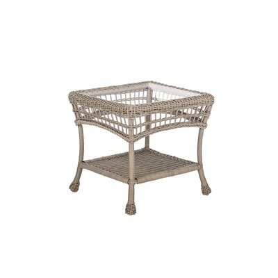 Denman Side Table by Highland Dunes #1