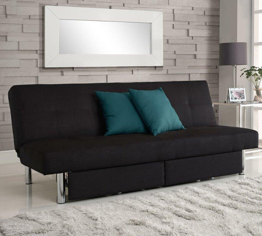 Adrienne Storage Convertible Sofa