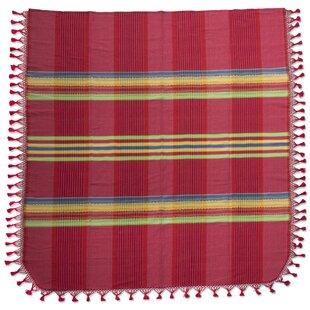 Millwood Pines Weare Monsoon Hand-Woven Cotton Twin Bedspread
