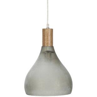 Bodden 1-Light Teardrop Pendant by George Oliver