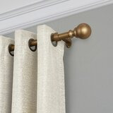 Kitchen Curtain Rods | Wayfair