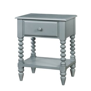 Highland Dunes Darvell 1 Drawer Nightstand