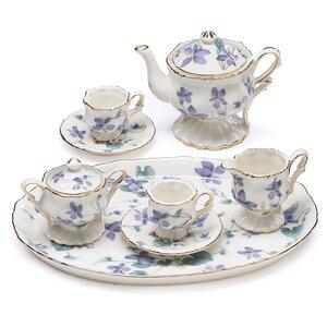 Mini Westfield 8 Piece Porcelain China Tea Set