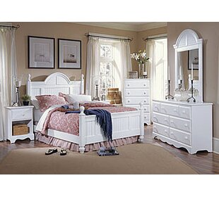 Sikorsky Cottage Panel Configurable Bedroom Set by Grovelane Teen
