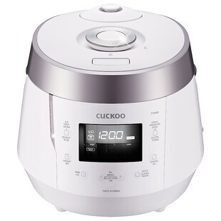 10-Cup Electric Heating Pressure Rice Cooker