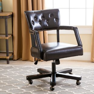 Yazmin Leather Task Chair