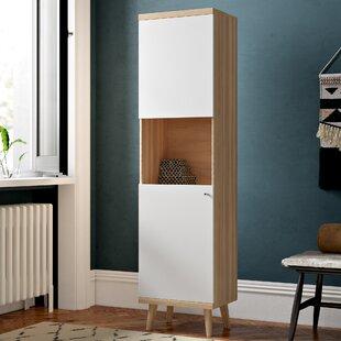 Lillian Corner Curio Cabinet By Norden Home