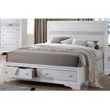 Mccreary Storage Standard Bed by Ebern Designs
