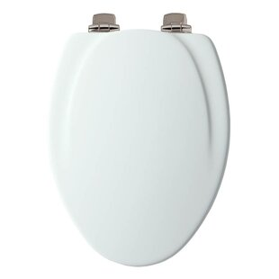 Mayfair Wood Slow-Close Toilet Seat Decal