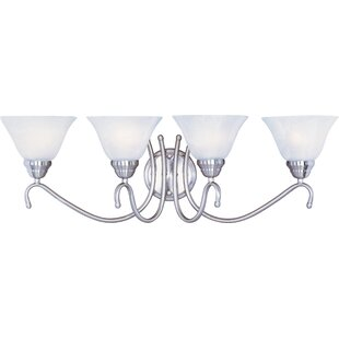 Carlyle 4-Light Vanity Light by Winston Porter