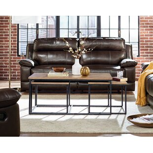 Ridgewood 3 Piece Coffee Table Set Standard Furniture