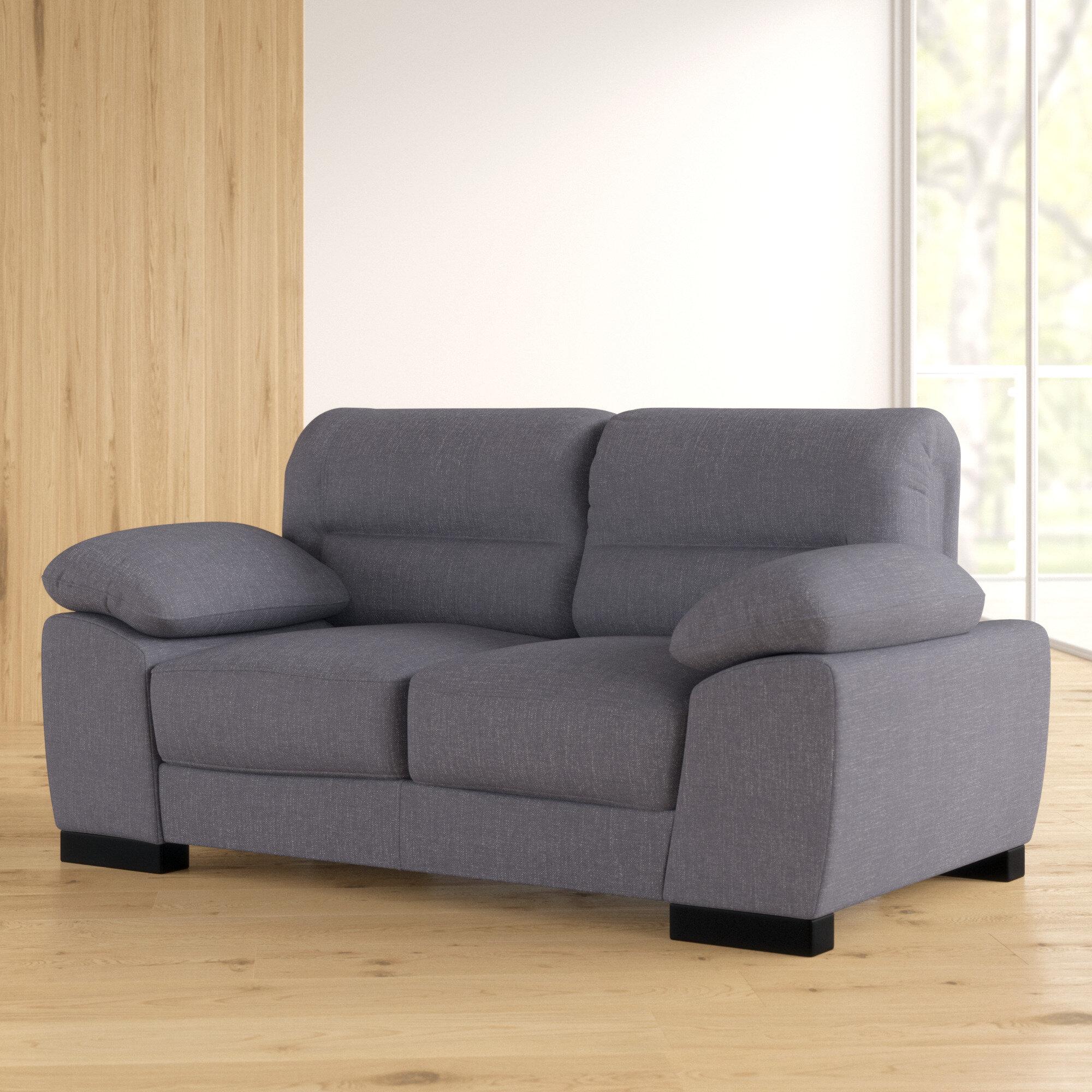 Zipcode Design Lauren 2 Seater Sofa
