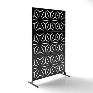6 ft. H x 4 ft. W Privacy Screen by Veradek