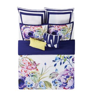 Garden Bloom Comforter Set by Christian Siriano