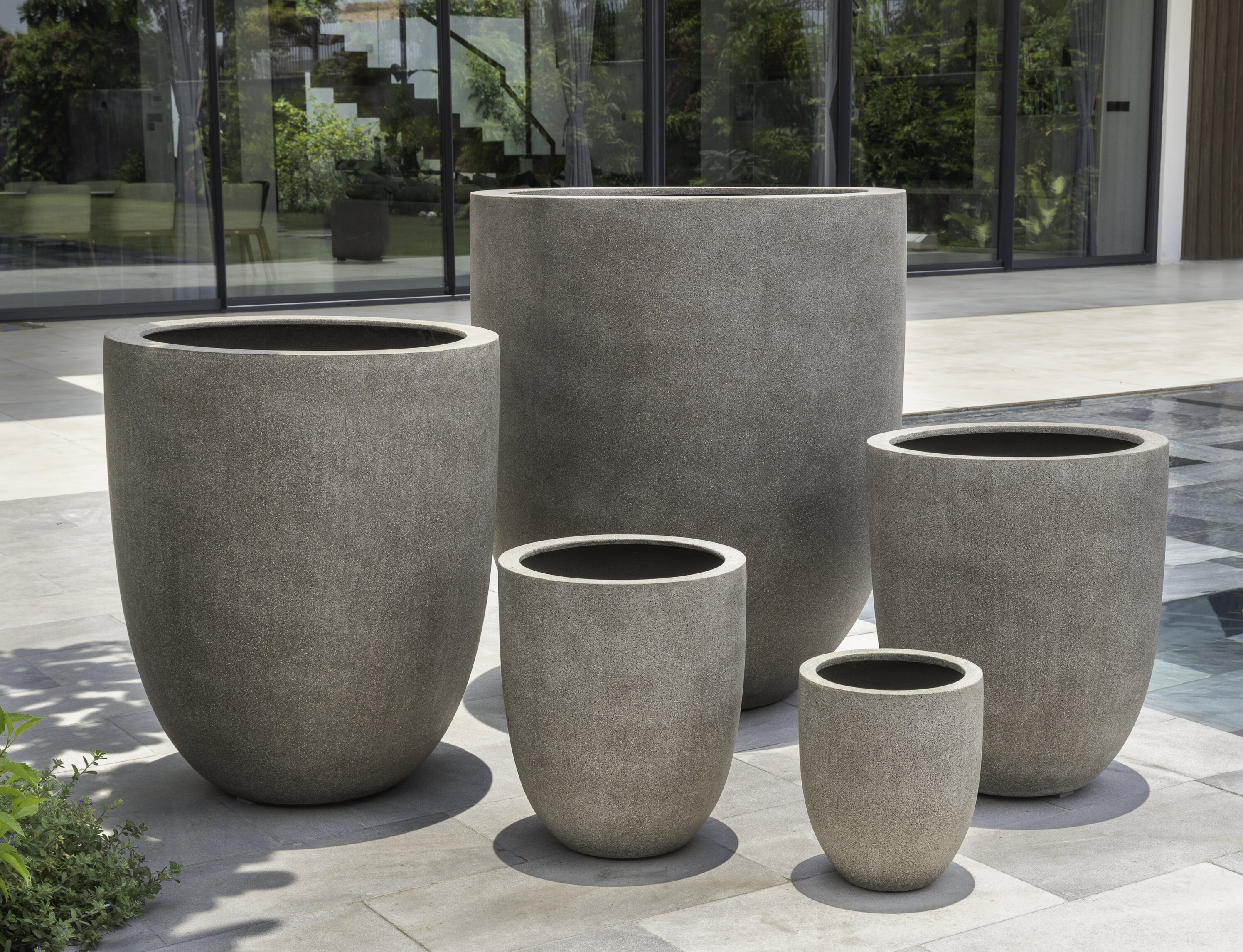 Extra Large Pot Planters You'll Love in 2020 | Wayfair