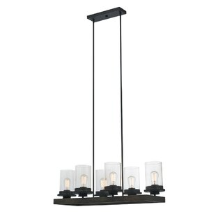 Hudson Square 6-Light Kitchen Island Pendant