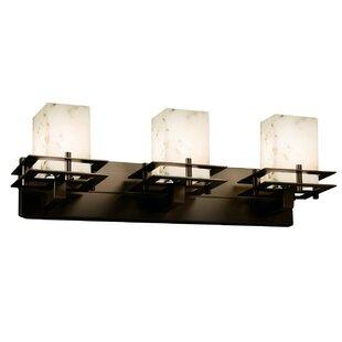 Rosecliff Heights Crosson 3-Light Vanity Light