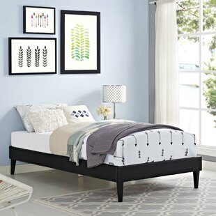 Ebern Designs Dignan Upholstered Platform Bed