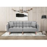 Villalobos Twin 76 Cushion Back Convertible Sofa by Corrigan Studio®
