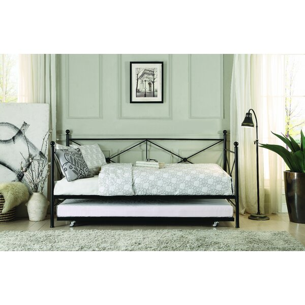 Three Posts Crafton Daybed With Trundle U0026 Reviews | Wayfair