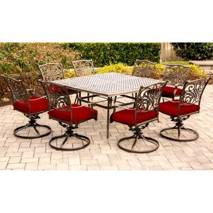Radabaugh Traditions 9 Piece Dining Set by Astoria Grand