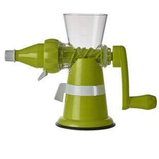 Professional Hand Crank Manual Juicer