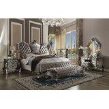 Tanner California King Standard Configurable Bedroom Set by Astoria Grand