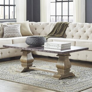 Price Check Dascomb Coffee Table By Darby Home Co