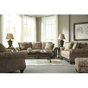 Astoria Grand Bason Configurable Living Room Set
