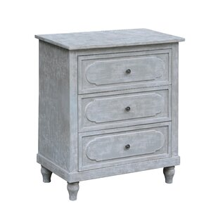 Donovan 3 Drawer Accent Chest