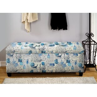 The Sole Secret Upholstered Storage Bench