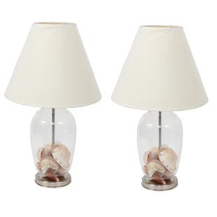 Fillable Craft 14.5 Table Lamp (Set of 2)