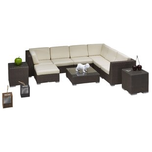 Brayden Studio Westcott Sectional with Cushions
