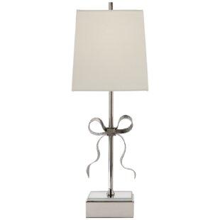 kate spade new york Ellery Gros-Grain Bow Table Lamp