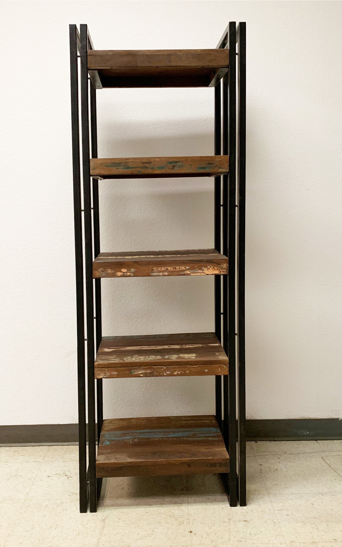 Old Reclaimed Wood Shelving