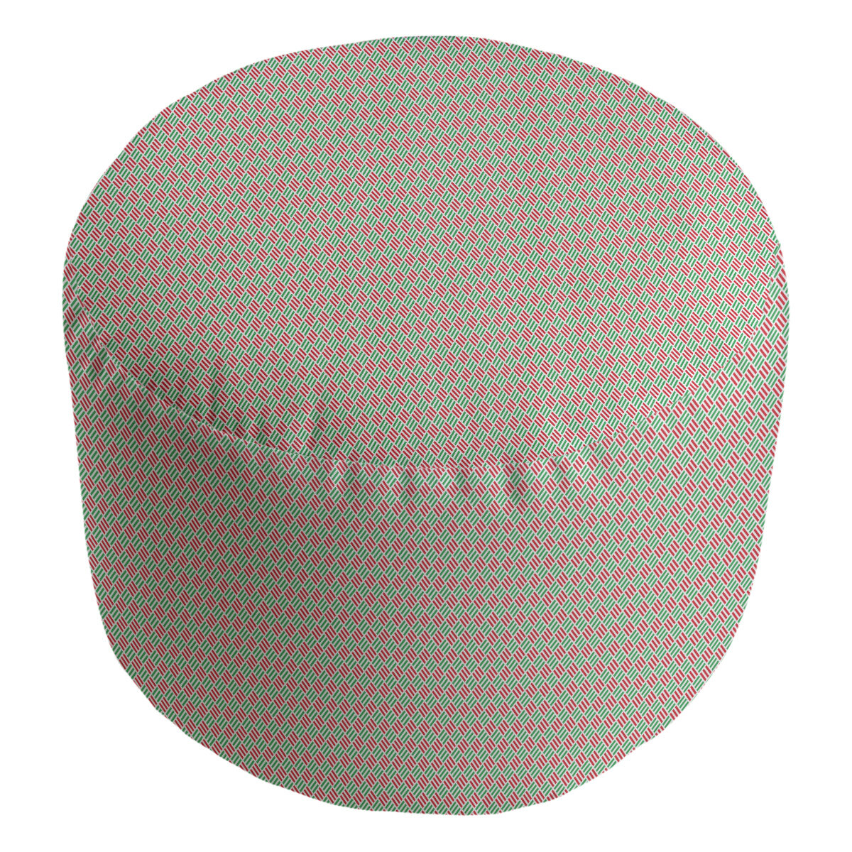 East Urban Home Festive Hol Diamonds Pouf Wayfair