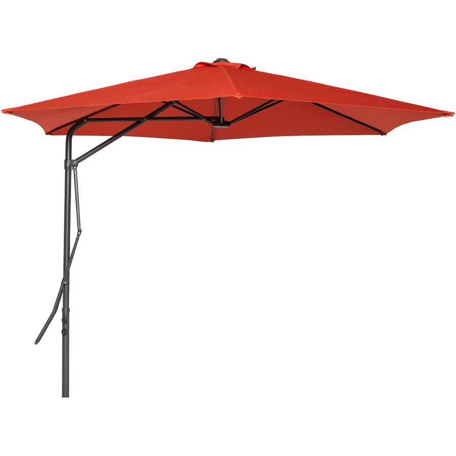 wind resistant patio umbrellas wayfair