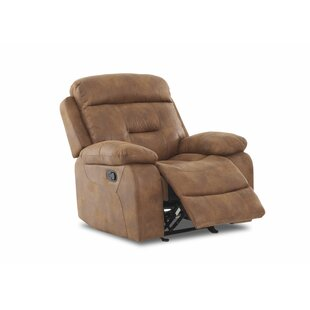 Charlton Home Russel Manual Glider Recliner