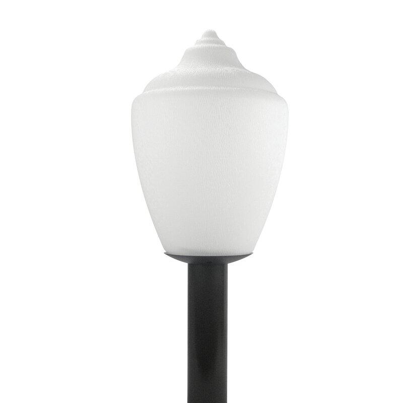 Winston Porter Amaras Outdoor Essentials 1 Light Lantern Head Wayfair