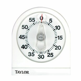 Taylor Cook-Rite Mechanical Kitchen Timer By Taylor