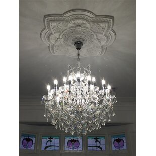 Searching for Kiazolu Glam 19-Light Candle Style Chandelier By Astoria Grand