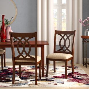 Freeport Upholstered Dining Chair (Set of 2) Astoria Grand