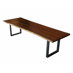Ambassador Solid Wood Dining Table by Fin..