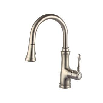 Blossom Pull Down Single Handle Kitchen Faucet Reviews