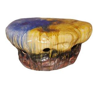 Bloomsbury Market Rigney Stone Side Table