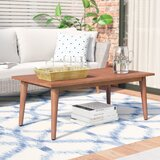 Newbury Solid Wood Coffee Table