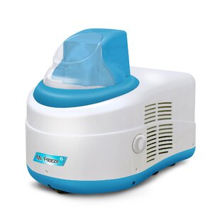 Mr. Freeze 1.5 Qt. Ice Cream Maker with Compressor