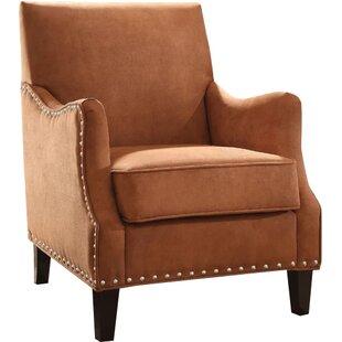 Shellson Armchair by Alcott Hill