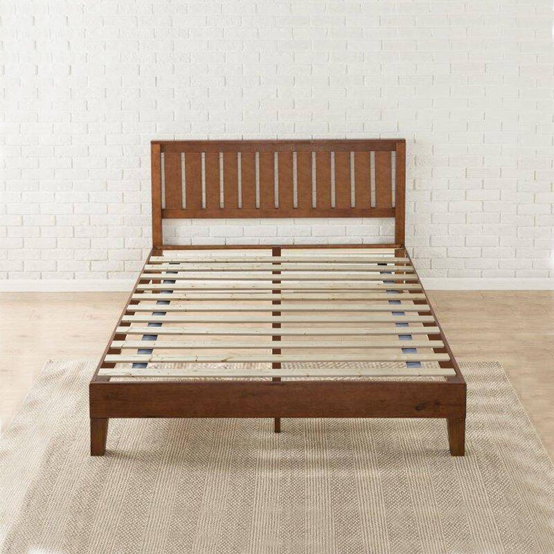 Alwyn Home Audra Folding Wood Bed Slats